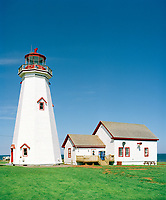 """The East Point Lighthouse has the distinction of being """"Canada's Confederation Lighthouse"""" having been the only lighthouse in Canada that was built in 1867 and still operates today."""