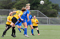 Amy Hislop of Southern during the Handa Women's Premiership - Capital Football v Southern United at Petone Memorial Park, Wellington on Saturday 7 November 2020.<br /> Copyright photo: Masanori Udagawa /  www.photosport.nz