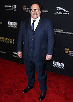 BEVERLY HILLS, CA, USA - OCTOBER 30: Jon Favreau arrives at the 2014 BAFTA Los Angeles Jaguar Britannia Awards Presented By BBC America And United Airlines held at The Beverly Hilton Hotel on October 30, 2014 in Beverly Hills, California, United States. (Photo by Xavier Collin/Celebrity Monitor)