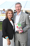 Concepta and Pat McGee at the Bellewstown Races..Picture Jenny Matthews/Newsfile.ie