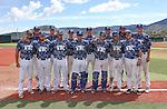 Baseball - Sophomore Day ceremony