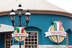 Portobello Restaurant, Disney Marketplace, Orlando, Florida
