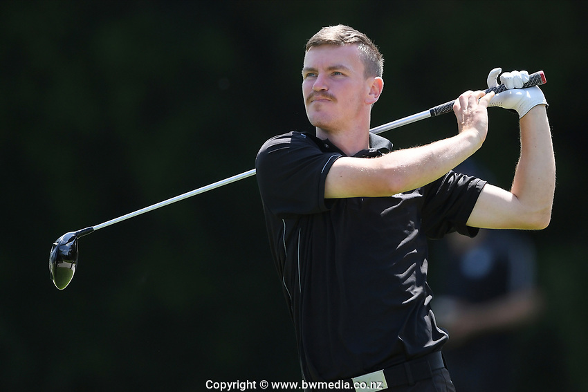 Kerry Mountcastle, Wellington, 2019 New Zealand Men's Interprovincials, Hastings Golf Club, Hawke's Bay, New Zealand, Tuesday 26th November, 2019. Photo: Kerry Marshall/www.bwmedia.co.nz