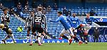 06.03.2021 Rangers v St Mirren: Ryan Kent scores for Rangers