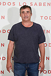 Eduard Fernandez attends to 'Todos lo Saben' film photocall at Urso Hotel in Madrid, Spain. September 12, 2018. (ALTERPHOTOS/A. Perez Meca)