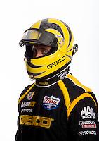 16-19 January, 2013, Palm Beach Gardens, Florida USA, Morgan Lucas, Geico, Lucas Oil, top fuel dragster @2013, Mark J. Rebilas