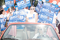 Joe Biden - 4th of July Parade - Amherst, NH - 4 July 2019