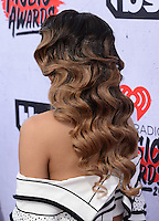 Kat Graham @ the 2016 iHeart Radio Music awards held @ the Forum.<br /> April 3, 2016