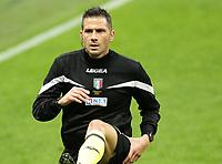 Milano 14-03-2021<br /> Stadio Giuseppe Meazza<br /> Serie A  Tim 2020/21<br /> Milan - Napoli<br /> Nella foto:  \sig Pasqua                                    <br /> Antonio Saia