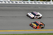 #19: Martin Truex Jr., Joe Gibbs Racing, Toyota Camry Bass Pro Shops, #11: Denny Hamlin, Joe Gibbs Racing, Toyota Camry FedEx Freight