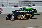 2017 NASCAR Xfinity Series - Boyd Gaming 300<br /> Las Vegas Motor Speedway - Las Vegas, NV USA<br /> Saturday 11 March 2017<br /> Drew Herring, Dakoda Armstrong<br /> World Copyright: John K Harrelson / LAT Images<br /> ref: Digital Image 17LAS1jh_01430