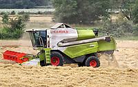 JUL 18 Harvest Time in the UK