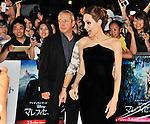 "Angelina Jolie, Maleficent, June 23, 2014, Tokyo, Japan : Actress Angelina Jolie attends Japan premiere for the film ""Maleficent"" in Tokyo, Japan, on June 23, 2014."
