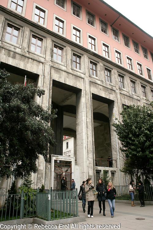 Istanbul University, Faculty of Literature, Istanbul, Turkey