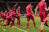 Carson, CA - Sunday January 28, 2018: Cristian Roldan, USMNT during an international friendly between the men's national teams of the United States (USA) and Bosnia and Herzegovina (BIH) at the StubHub Center.