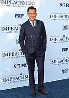 """LOS ANGELES, USA. September 02, 2021: Clive Owen at the premiere for FX's """"Impeachment: American Crime Story"""" at the Pacific Design Centre.<br /> Picture: Paul Smith/Featureflash"""