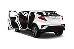 Car images of 2019 Toyota C-HR Limited Door SUV Doors