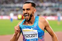 Adam KSZCZOT Poland winner <br /> 800m Men <br /> Roma 08-06-2017 Stadio Olimpico <br /> Iaaf Diamond League Golden Gala <br /> Meeting Atletica Leggera - Track and Fields <br /> Foto Andrea Staccioli / Insidefoto