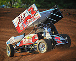 World of Outlaws Sprint Cars at I-30 Speedway - 4.26.16