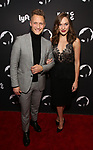 "Nathan Johnson and Laura Osnes attends the Broadway Opening Night of ""King Kong - Alive On Broadway"" at the Broadway Theater on November 8, 2018 in New York City."