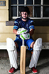 NELSON, NEW ZEALAND - NOVEMBER 17: Photo shoot with Cricket Twins David and Thomas  Zohrab from Nelson College on November 17 2017 in Nelson, New Zealand. (Photo by: Evan Barnes Shuttersport Limited)