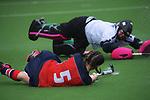 Tasman v Manawatu. Under-18 Hockey Tournament day six at National Hockey Stadium in Wellington, New Zealand on Friday, 16 July 2021. Photo: Dave Lintott / lintottphoto.co.nz https://bwmedia.photoshelter.com/gallery-collection/Under-18-Hockey-Nationals-2021/C0000T49v1kln8qk