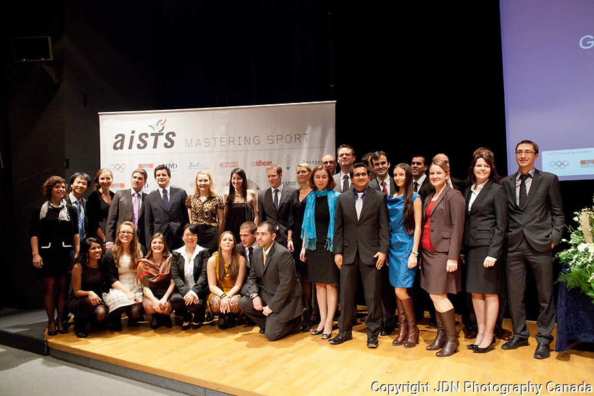 AISTS MSA class of 2011 Graduation