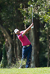 Action during Round 4 of the UBS Hong Kong Golf Open 2011 at Fanling Golf Course in Hong Kong on 4 December 2011. Photo © Mike Pickles / The Power of Sport Images