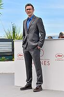 Michel HAZANAVICIUS au photocall pour le film LE REDOUTABLE lors du soixante-dixième (70ème) Festival du Film à Cannes, Palais des Festivals et des Congres, Cannes, Sud de la France, dimanche 21 mai 2017. Philippe FARJON / VISUAL Press Agency