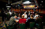 A view of the final three tables