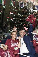 Trento 20-06-2017 PalaTrento Finale Scudetto play off basket Gara 4  Dolomiti Energia Trentino - Umana Reyer Venezia / foto Daniele Buffa/Image Sport /Insidefoto<br /> nella foto: Luigi Brugnaro