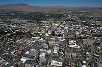 aerial photograph of Reno, Washoe County, Nevada