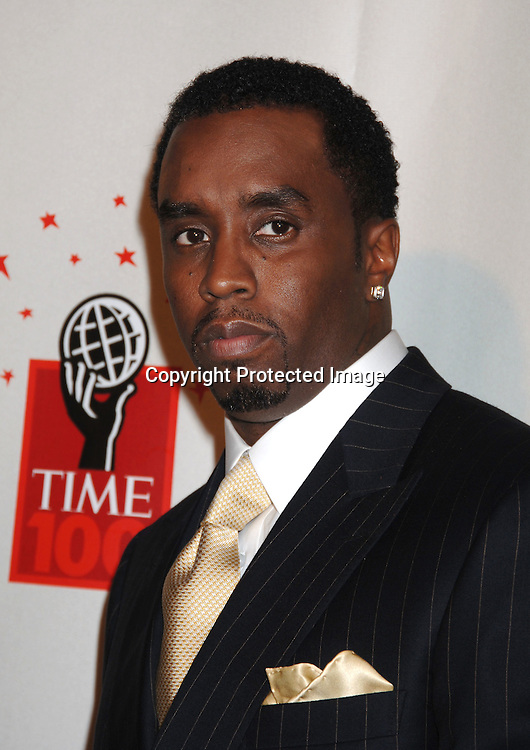 Sean Combs ..at Time Magazine's 100 Most Influential People ..Dinner on May 8, 2006 at Jazz at Lincoln Center at The Time Warner Center. ..Robin Platzer, Twin Images