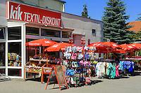 kik-Textilmarkt in Erlenbach am Main, Bayern, Deutschland