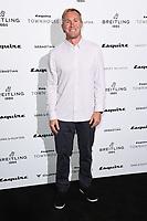 Andrew Cotton<br /> arriving for the Esquire Townhouse 2019 launch party, London.<br /> <br /> ©Ash Knotek  D3528 16/10/2019