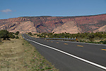 Highway 160 at the Grand Canyon entrance, Ariziona. . John offers private photo tours in Grand Canyon National Park and throughout Arizona, Utah and Colorado. Year-round.
