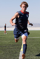 Andrew Craven trainging. 2009 CONCACAF Under-17 Championship From April 21-May 2 in Tijuana, Mexico
