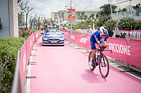James Knox (GBR/Deceuninck-QuickStep)<br /> <br /> Stage 9 (ITT): Riccione to San Marino (34.7km)<br /> 102nd Giro d'Italia 2019<br /> <br /> ©kramon
