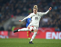 24.11.2017, Football Frauen Laenderspiel, Germany - France, in der SchuecoArena Bielefeld. Tor zum 4:0 ,  Svenja Huth (Germany)  *** Local Caption *** © pixathlon +++ tel. +49 - (040) - 22 63 02 60 - mail: info@pixathlon.de<br /> <br /> +++ NED + SUI out !!! +++