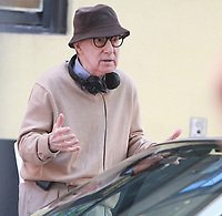 NEW YORK, NY September 11, 2017  Woody Allen shooting on location for Untitled Woody Allen Project in New York September 11,  2017.Credit:RW/MediaPunch