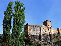Festung Khertvisi in der Region Meskheti, Georgien, Europa<br /> Fortress Khertvisi, Meskheti,  Georgia, Europe