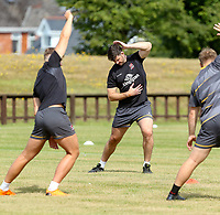 Friday 23rd July 2021; Rhys O'Donnell during Ulster Rugby Pre-Season Training held at Pirrie Park, Belfast, Northern Ireland. Photo by John Dickson/Dicksondigital