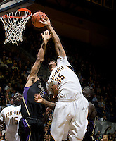 Cal Men's Basketball vs Washington, January 9, 2013