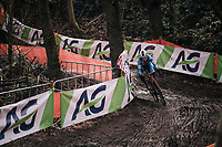 Adam Toupalik (CZE/Corendon-Circus)<br /> <br /> U23 Men's Race<br /> UCI CX Worlds 2018<br /> Valkenburg - The Netherlands