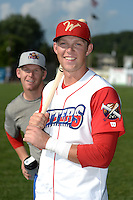 08.04.2014 - MiLB Aberdeen vs Williamsport