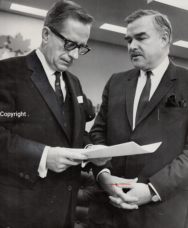 Daniel Johnson. . . . the real hero<br /> <br /> PHOTO :  Jeff Goode - Toronto Star Archives - AQP