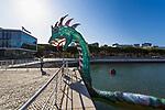 Lisbon Plastic Marine Monster