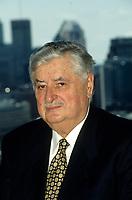 FILE - Roland Giguere, Juin 1997<br /> <br /> Photo : Agence Quebec Presse