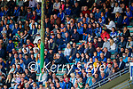 Spectators watch on during the County Senior hurling Final between Kilmoyley and Saint Brendan's at Austin Stack park on Sunday.