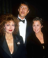Susan Sarandon Tommy Tune Lauren Hutton 1988<br /> Photo by Adam Scull/PHOTOlink